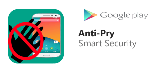 Anti-Pry Plus : Smart Security
