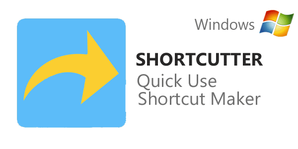 Shortcutter : Toolkit Make shortcuts for Windows