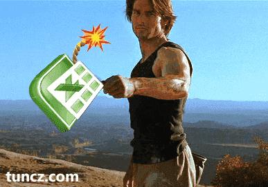 Making self-detructing excel file – Excel VBA
