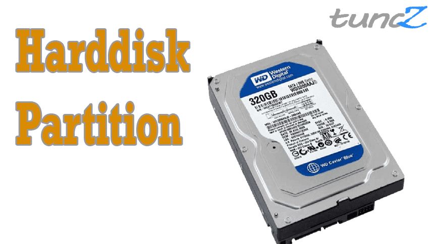 Windows: Harddisk bölme ve birlestirme