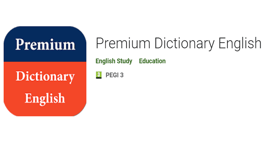 Premium Dictionary – Number 1 App