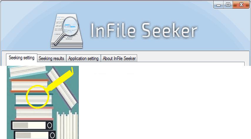 Dosyalar arası detaylı veri arama – InFile Seeker