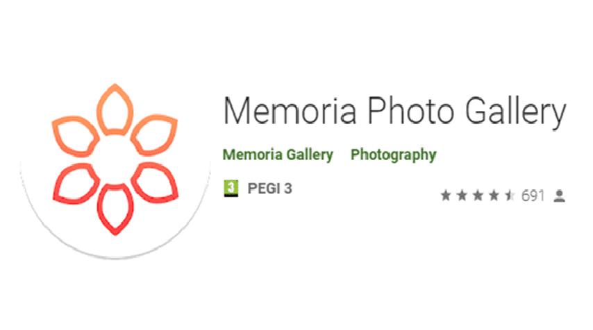 Memoria Photo Gallery