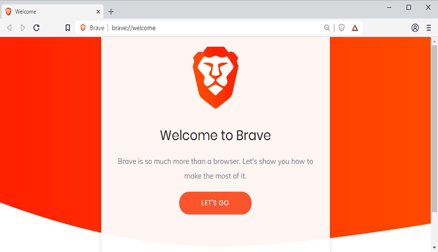 Brave Browser – Realy Fast but..