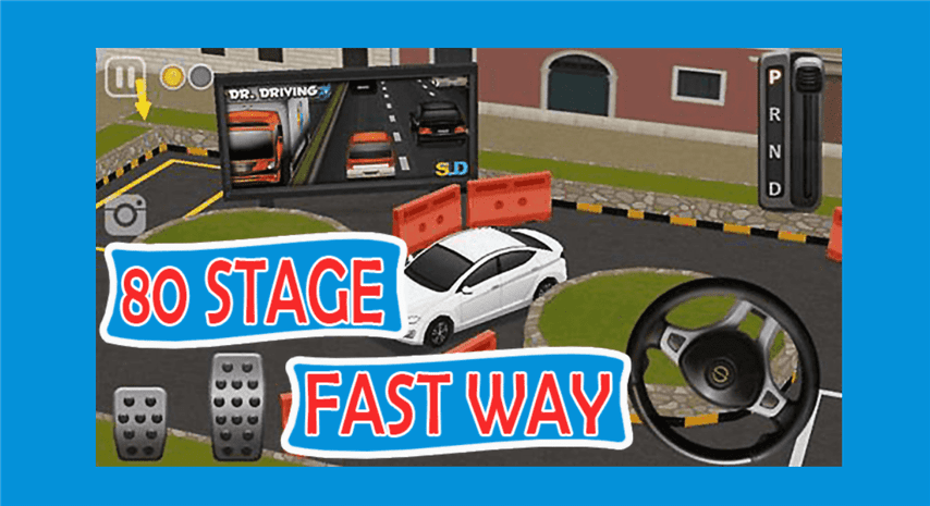 Dr.Parking 4 – All Stages 1-80 Walkthrough & Solve