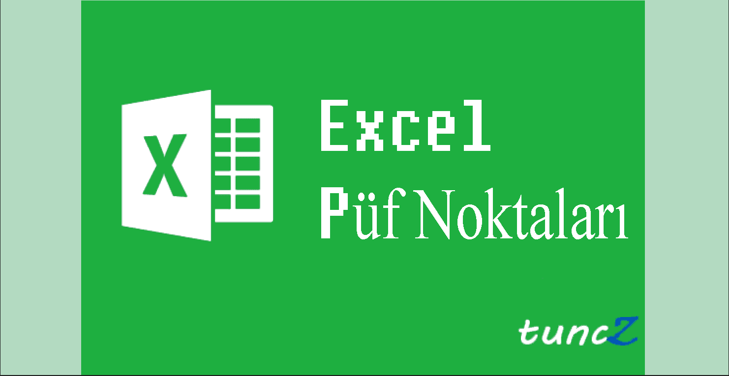 Excel Fonksiyonları ve Excel VBA nasıl öğrenilir ?