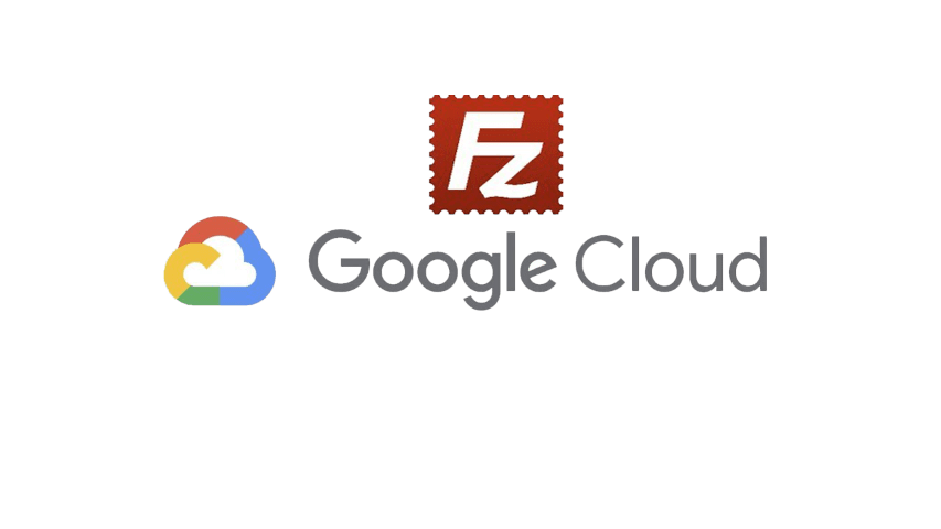 WordPress Google Cloud Filezilla File Copy Write Permissions