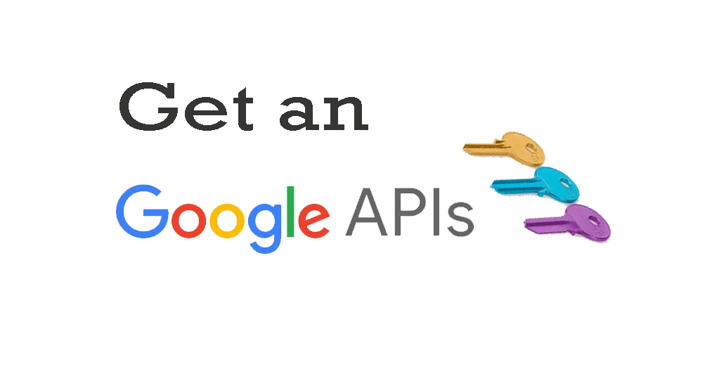 Get Google Api key – Deploy Google