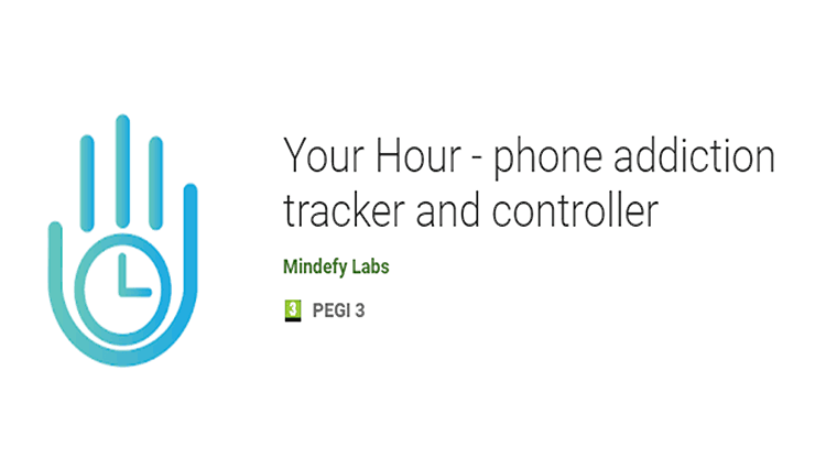 Phone Addiction Tracker and Controller – Your Hour